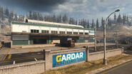 Junkyard Warehouse Verdansk Warzone MW