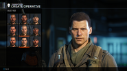 Male Face 8 BO3