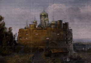 Petropavlovsk Gulag old painting The Gulag MW2