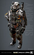 SDF infantry concept 2 IW