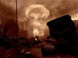 Ядерный взрыв на Ближнем Востоке