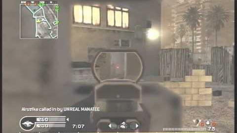 Call of Duty 4 Modern Warfare Multiplayer Episode 4 Stooping Low in Bog