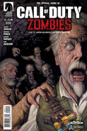 CoD Zombies Comic2 Issue2 Cover