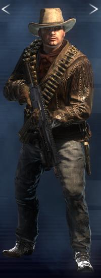 Cowboy Character CoDO