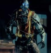 Cyborg Zombie Dead Rising CODO