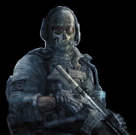 Bildergebnis für Ghost mw2
