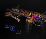 Graffiti camo