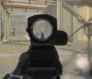 M16 Early Reflex Aiming BO