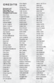 MW3 Manual Credits