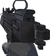 Mini-Uzi Red Dot Sight CoD4