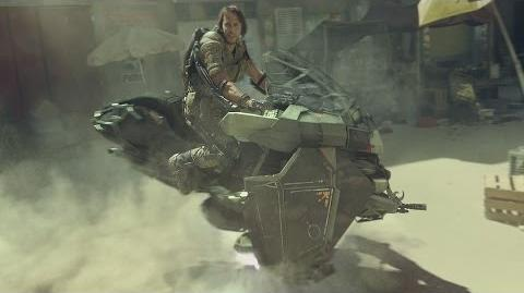 AntiScootaTwo/Advanced Warfare Live Action Trailer released
