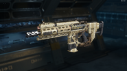 HVK-30 Gunsmith Model Diamond Camouflage BO3