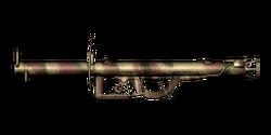 Panzerschreck profile view WaW