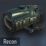 Recon Sight menu icon BO3