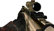 SCAR-H ACOG Scope MW2