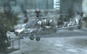 Mi-28 One Shot One Kill COD4