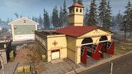PromenadeWest FireStation Verdansk Warzone MW