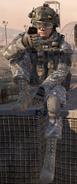 Pvt.McCord S.S.D.D. Modern Warfare 2