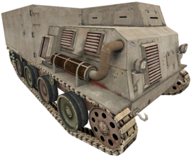 Type 1 Ho-Ki cut WaW