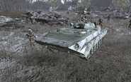 BMP-2 All Ghillied Up CoD4