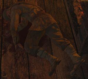 Раненый советский солдат 4 (Их земля, их кровь)