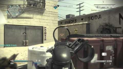 Call Of Duty Ghosts Multiplayer Grind Mode (mix of Domination and Kill confirmed)Gameplay on Octane!