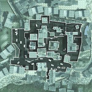 Favela minimap MW2
