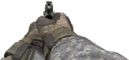 M1911 Iron Sights MW2