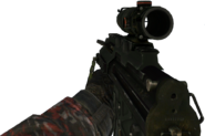 MP5K ACOG Scope MW2