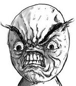 Personal MLGisNot4Me Rage face