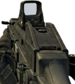 UMP45 Holographic First Person MW2