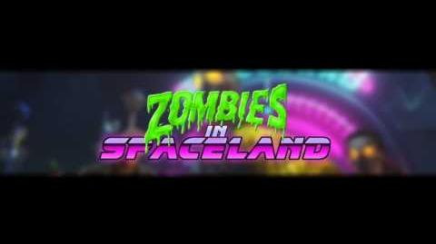 Zombies in Spaceland - MW1 Theme - The Spaceland Mix