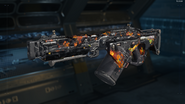 Dingo Gunsmith Model Underworld Camouflage BO3