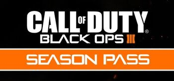Header Call of Duty Black Ops III Season Pass