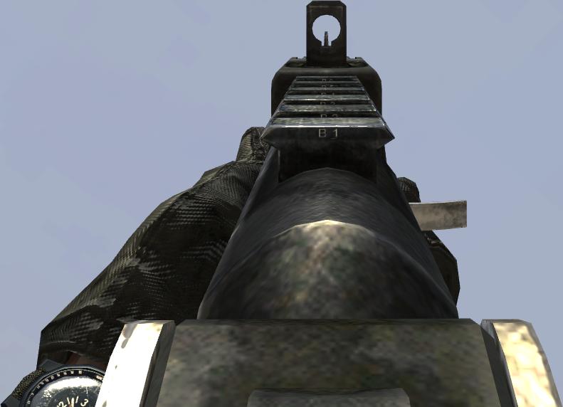 Оружие MW2 in Real Life. Часть 3. — Modern Warfare 2 — Игры ...