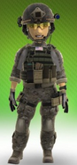 Sandman Xbox 360 avatar MW3