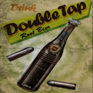 Double Tap Root Beer Poster WaW