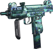 Mini-Uzi Neon Tiger MWR