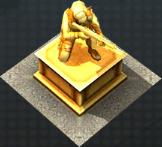 Statue of Wallcroft menu icon CoDH