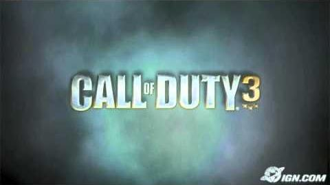 Call of Duty 3 Soundtrack - Laison River