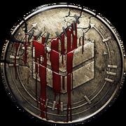 Call of Duty WWII Зомби-пункт значок
