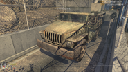 Cod mw 2 MP Scrapyard Ural4320