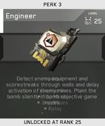 Engineer Unlock Card IW