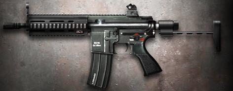 HK416 Tactical