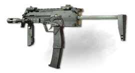 MP7 ikona menu mw3
