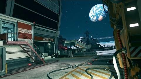 Official Call of Duty® Infinite Warfare Terminal Bonus Map Trailer