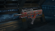 Vesper Gunsmith Model Inferno Camouflage BO3