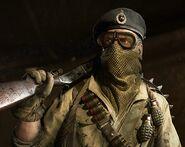 Butcher Blitzkrieg WWII