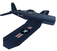F4U Corsair WaWDS
