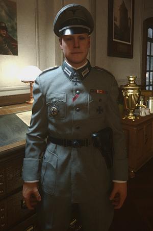Fischer WWII
